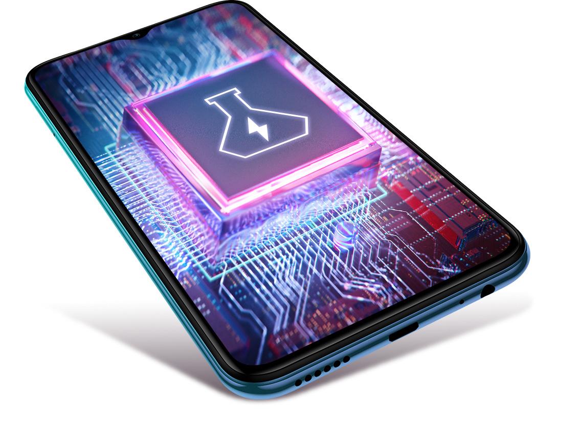 Infinix Hot 8 Baterai Lab