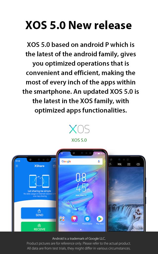 Infinix Hot 7 Pro UI XOS 5.0