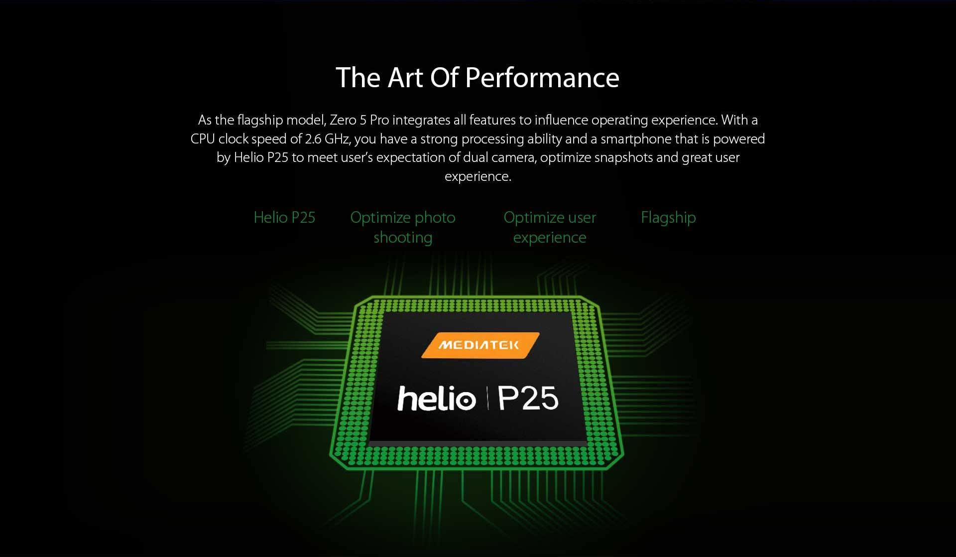 Infinix Zero 5 Pro(6GB/128GB, 16MP ANDROID 7 0, FINGERPRINT)